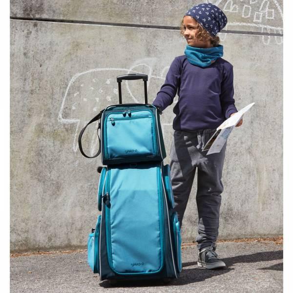 【JAKO-O】兒童附輪行李衣櫥(4層) 旅行,衣櫥,行李,親子出遊