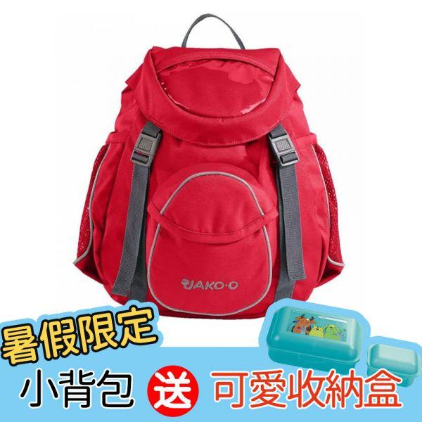 【JAKO-O】學前小背包-紅色(照片窗) 書包,背包,包包