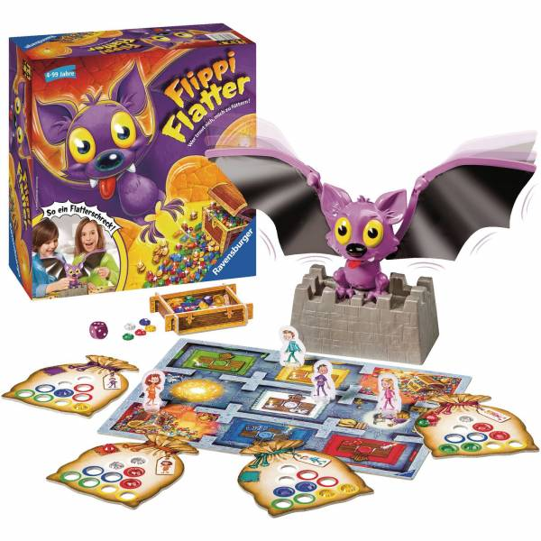【JAKO-O】揮揮蝙蝠翅膀 益智,德國桌遊,桌上遊戲, 揮揮蝙蝠翅膀