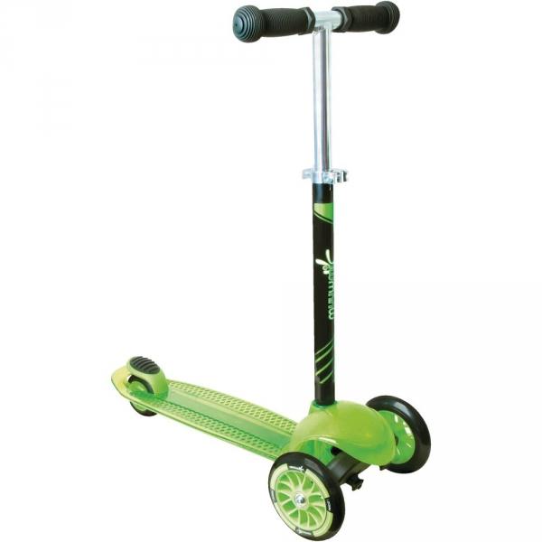 【JAKO-O】Muuwmi幼童滑板車-綠色 滑板車,運動,代步,滑板