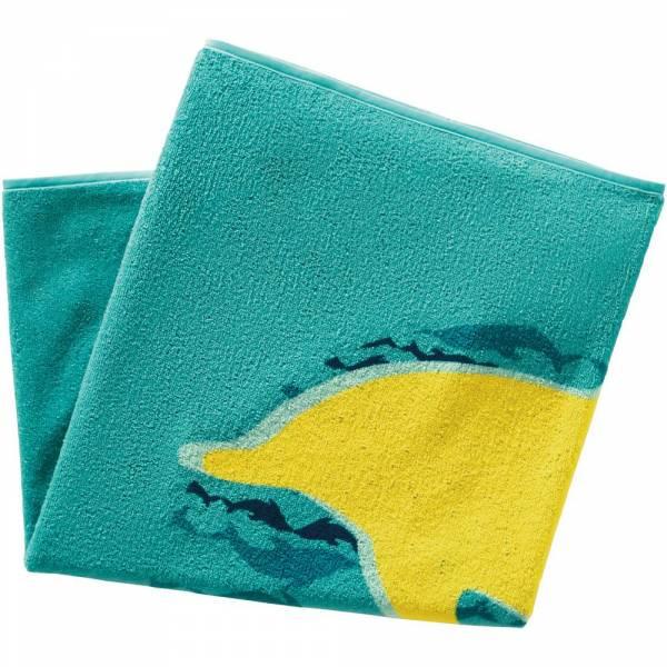 【JAKO-O】輕便毯(附收納袋)-海豚 德國,自主學習,生活自理一枕多用,療癒舒壓,夜晚好入眠,提供安全感,柔軟舒適,抱枕,生活家居