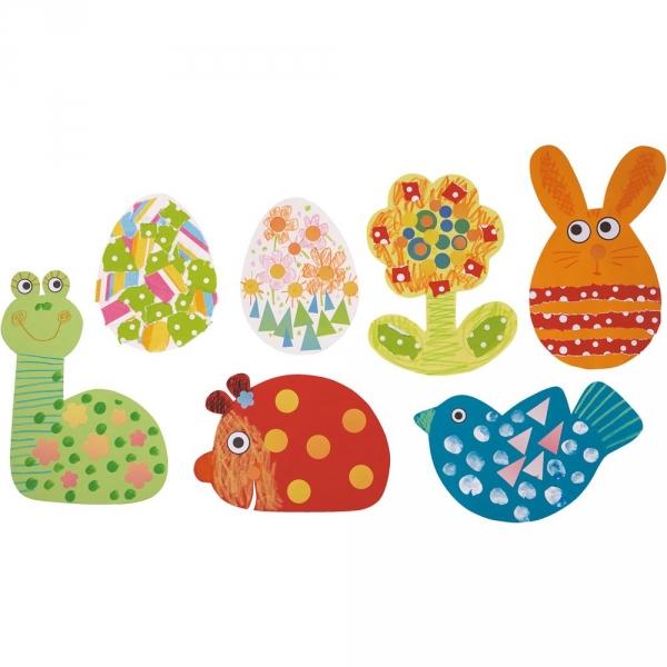 【JAKO-O】初學者剪貼組–復活節主題 JAKO-O,兒童創意手作,親子關係,DIY,生活藝術,創意diy,親子