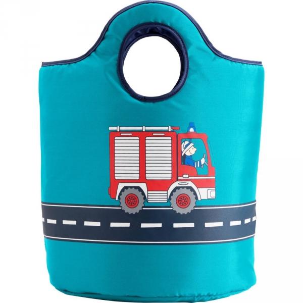 【JAKO-O】消防車收納袋 購物袋,收納袋