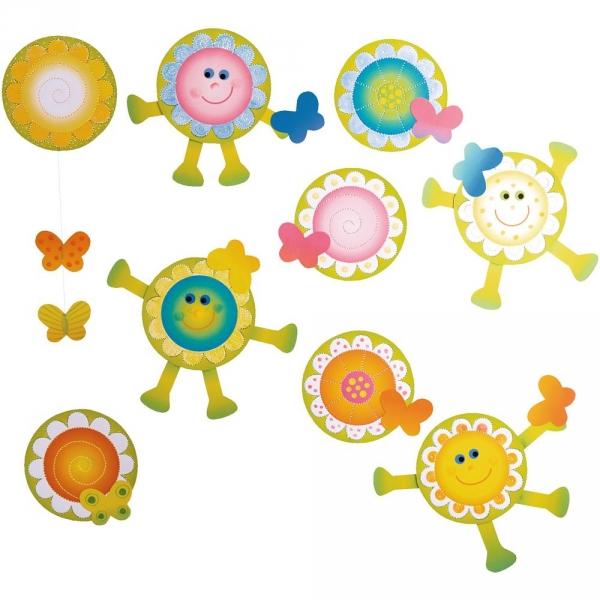 【JAKO-O】穿刺手作組–春天草地 兒童創意手作,親子關係,DIY,蛋蛋,復活節,兔兔