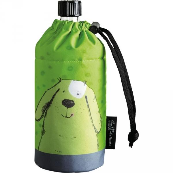 【JAKO-O】Emil®玻璃冷水壺附保護套400ml-狗 水杯,水壺,保冷杯