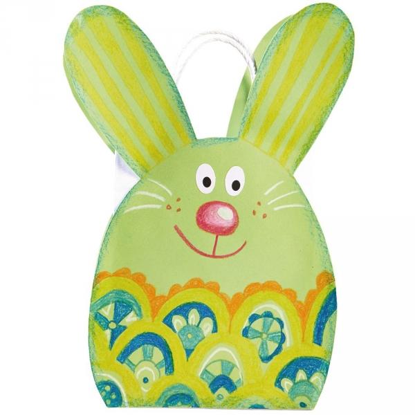 【JAKO-O】創意手作組–兔兔提袋(3入) JAKO-O,兒童創意手作,親子關係,DIY,生活藝術,創意diy,親子