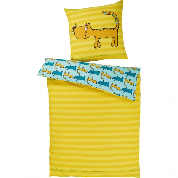 【JAKO-O】兒童雙面床罩組 德國,親膚舒適,療癒舒壓,夜晚好入眠,提供安全感,柔軟舒適,枕頭,棉被,生活家居