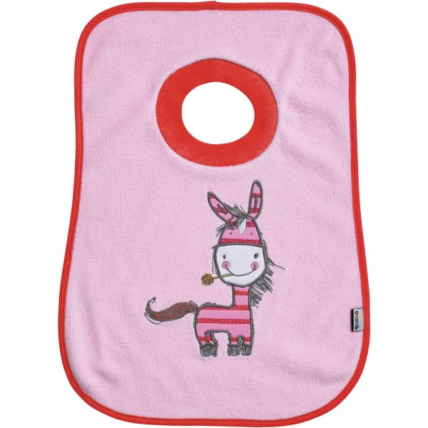 【JAKO-O】趣味動物圍兜–馬 圍兜兜,口水袋,德國,JAKO-O,新生兒,嬰幼兒,育兒