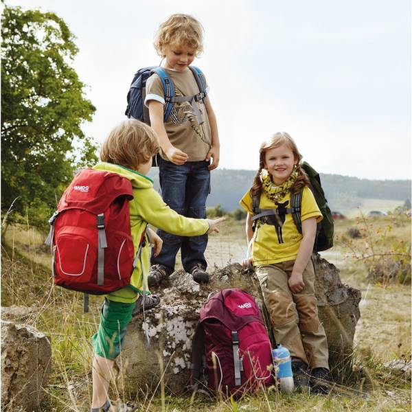 【JAKO-O】deuter 健行遠足背包-湛藍 德國,JAKO-O,deuter,健行,背包,戶外,親子露營,郊遊,背包,步道,爬山,兒童