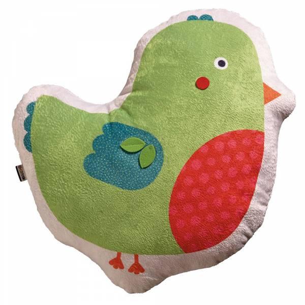【JAKO-O】小雞靠枕 德國,JAKO-O,一枕多用,療癒舒壓,夜晚好入眠,提供安全感,柔軟舒適,抱枕,生活家居,小雞,生活學習