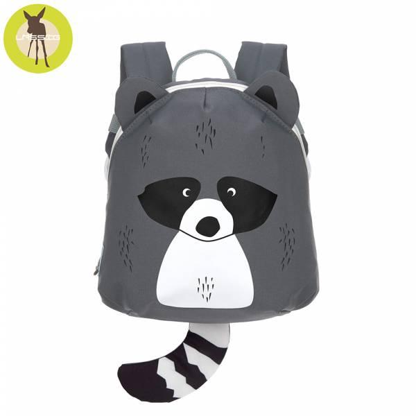 德國LASSIG-兒童動物造型後背包-浣熊