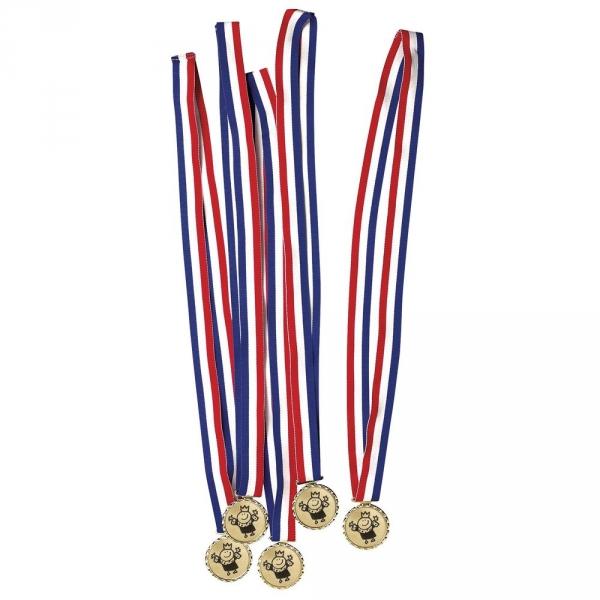 【JAKO-O】遊戲獎牌組-國王(5件入) JAKO-O,幼兒運動,玩具,獎牌,獎盃,獎勵,競賽,遊戲,比賽,得獎
