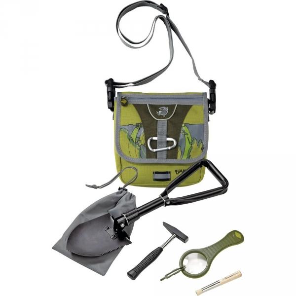 【JAKO-O】挖掘工具組(附包) 親子露營,登山,郊遊,背包,步道,裝備