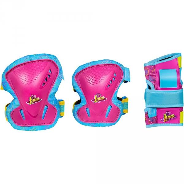【JAKO-O】護具套組-桃紅(XS) JAKO-O,幼兒運動,護具,護膝,護肘,護腕,直排輪,滑板車,滑步車