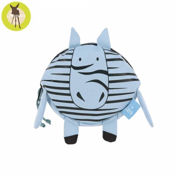 德國LASSIG-幼童迷你動物造型隨身包-斑馬