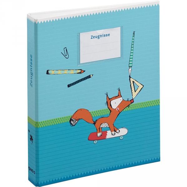 【JAKO-O】文件夾-狐狸 文件夾,文具,收納夾