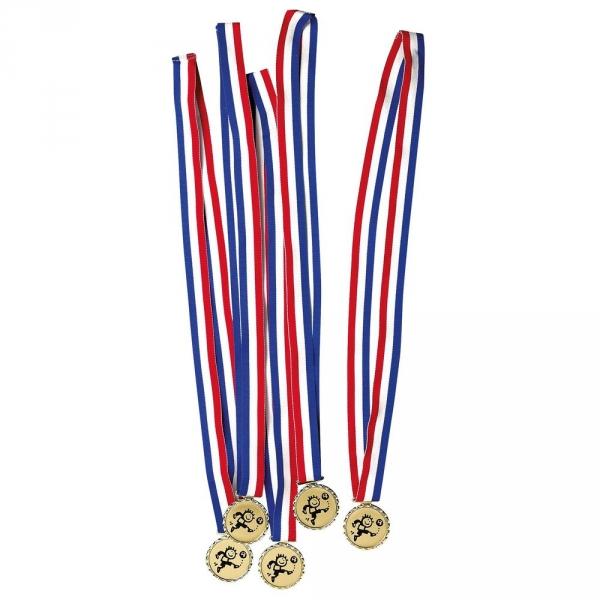 【JAKO-O】遊戲獎牌組-足球(5件入) JAKO-O,幼兒運動,玩具,獎牌,獎盃,獎勵,競賽,遊戲,比賽,得獎