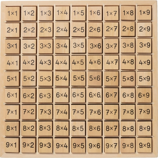 【JAKO-O】九九乘法學習方塊 德國,JAKO-O,九九乘法,數學,文具