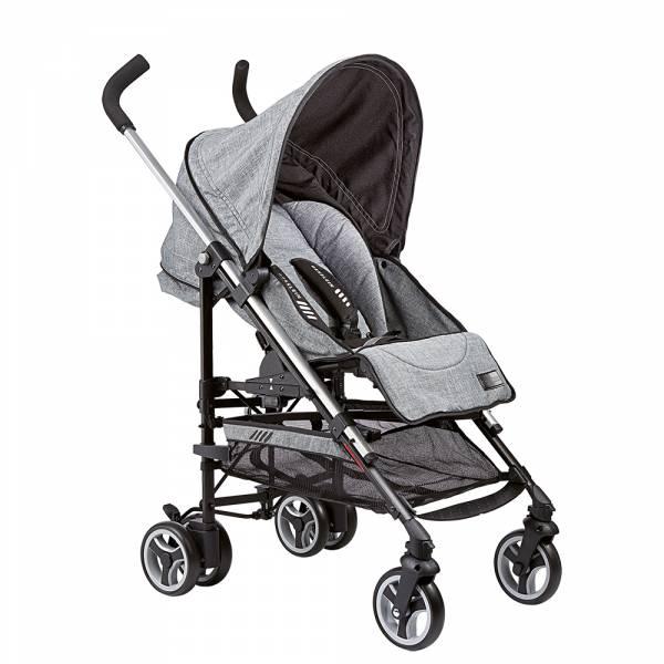 GESSLEIN S5都會雙向休旅手推車(毛呢灰) 嬰兒推車,新生兒,汽座