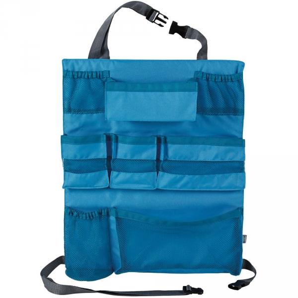 【JAKO-O】車用背掛收納袋-藍 車用收納袋,吊掛袋,收納