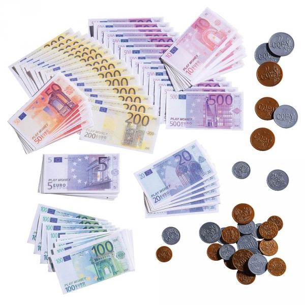 【JAKO-O】歐元遊戲貨幣組 扮家家酒,大富翁,角色扮演