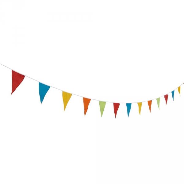 【JAKO-O】彩色三角旗幟 生日,派對,聚會,創作,客製,兒童勞作,