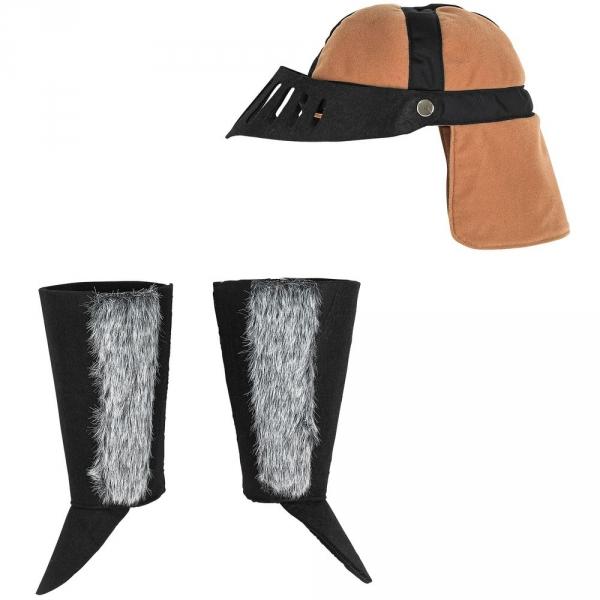 【JAKO-O】遊戲服裝–龍騎士頭飾/鞋套 恐龍,騎士,派對,裝扮遊戲