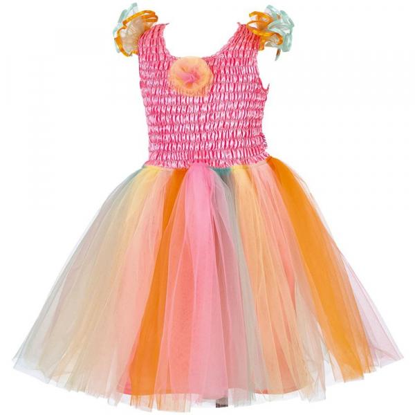 【JAKO-O】遊戲服裝-夢幻花仙子 萬聖節,仙子,裝扮遊戲