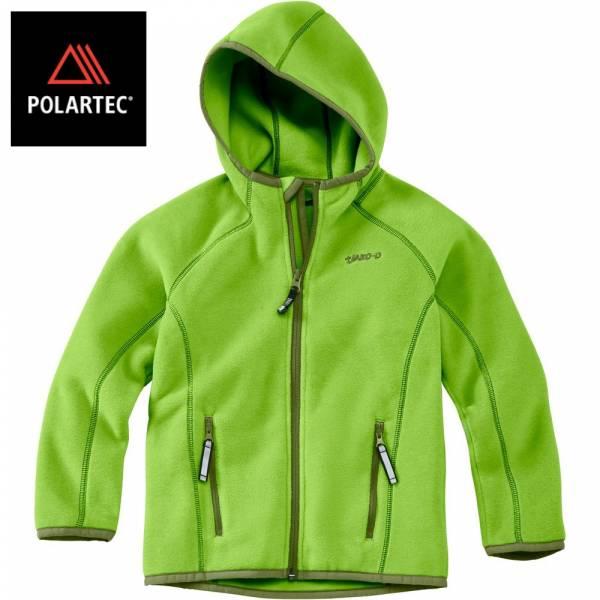 【JAKO-O】POLARTEC®連帽外套(蘋果綠) 機能外套,兒童外套,POLARTEC