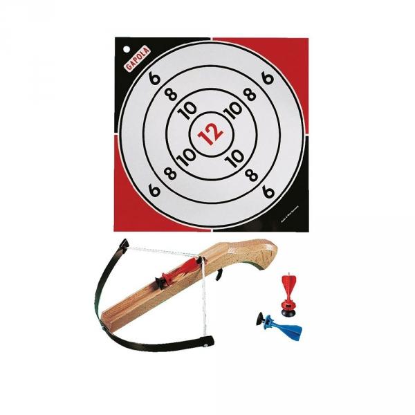 【JAKO-O】兒童十字弓遊戲組 JAKO-O,幼兒運動,玩具,十字弓,瞄準,射擊,專注力,手眼協調