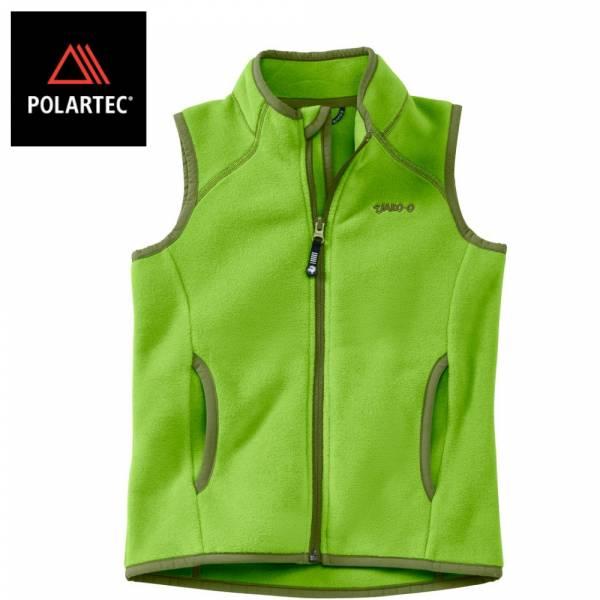 【JAKO-O】POLARTEC®保暖背心(蘋果綠) 機能外套,兒童背心,POLARTEC