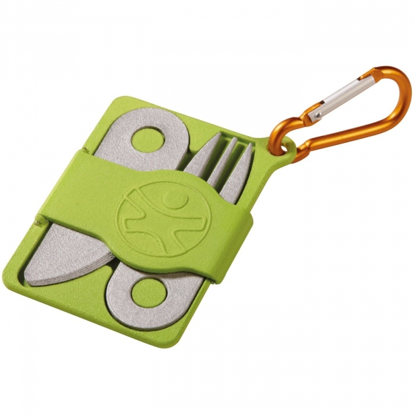 【JAKO-O】Terra探險家-卡式工具組-刀叉 JAKO-O,德國,刀叉,卡片式工具,HABA,探險,親子露營,營地,昆蟲,愛露營,裝備