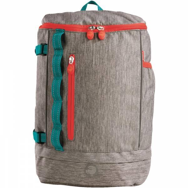 【JAKO-O】時尚兒童後背包–灰色 親子露營,郊遊,背包,步道,爬山,兒童