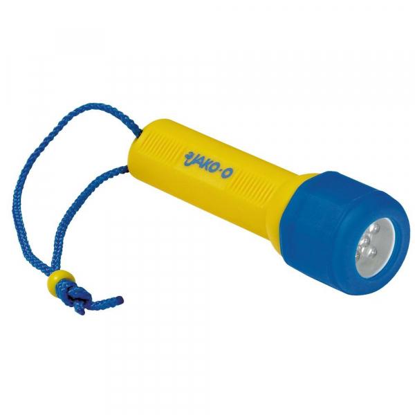 【JAKO-O】防水手電筒 親子露營,郊遊,爬山,步道,裝備,頭燈,手電筒