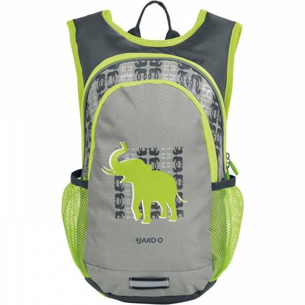 【JAKO-O】炫彩戶外背包-大象 親子露營,郊遊,背包,愛露營,裝備