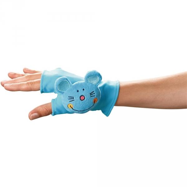 【JAKO-O】趣味老鼠露指手套 德國,JAKO-O,嬰幼童,親子,剪指甲,手套,說故事