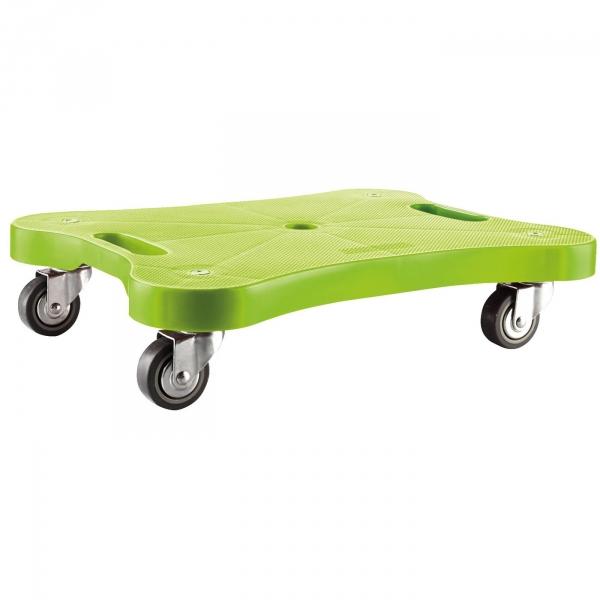 【JAKO-O】兒童滑輪板-綠 JAKO-O,幼兒運動,室內運動,手眼協調,平衡感,滑板車,滑步車,競賽,遊戲,團康