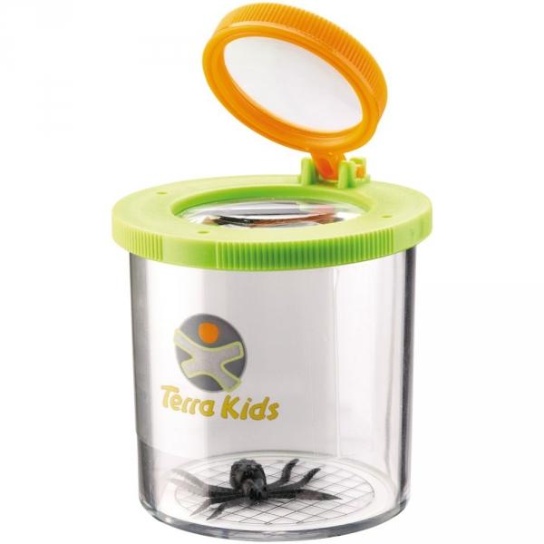 【JAKO-O】Terra探險家-昆蟲觀察罐 JAKO-O,德國,HABA,探險,親子露營,營地,昆蟲,愛露營,裝備