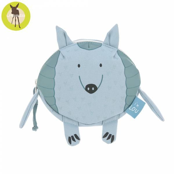 德國LASSIG-幼童迷你動物造型隨身包-穿山甲