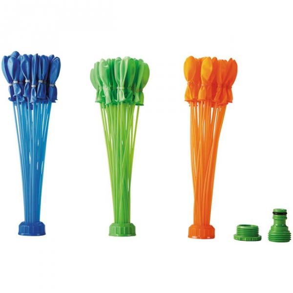 【JAKO-O】快速填充水球組(3組入) 沙灘玩具,玩具,水球