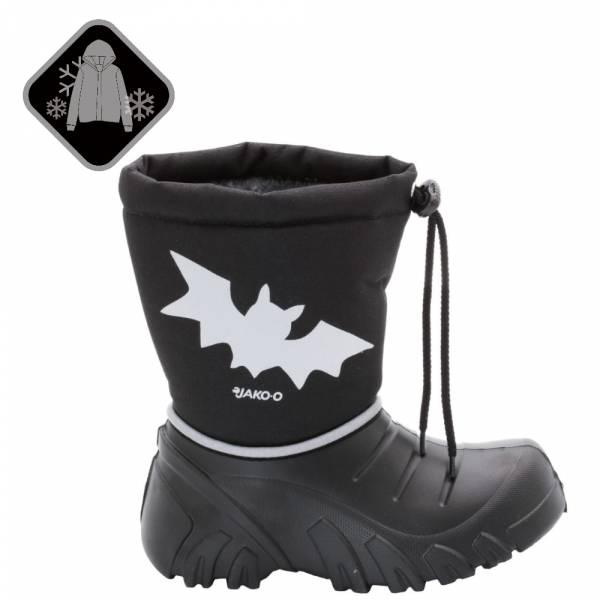 【JAKO-O】輕量型防水防風保暖靴-黑 (兒童雪靴)  兒童雪靴,寶寶雪靴,兒童雪衣
