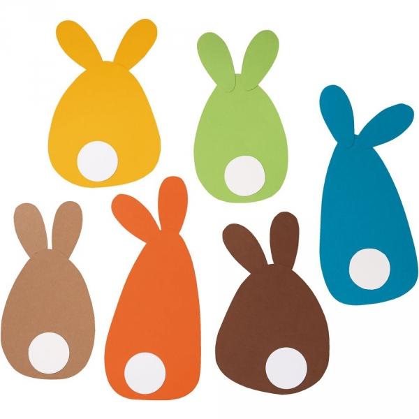 【JAKO-O】初學者剪貼組–兔子 JAKO-O,兒童創意手作,親子關係,DIY,生活藝術,創意diy,親子