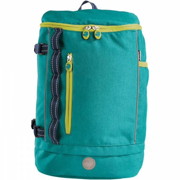 【JAKO-O】時尚兒童後背包–湖水綠 親子露營,郊遊,背包,步道,爬山,兒童