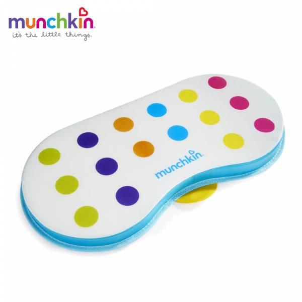 munchkin滿趣健 浴室防水跪墊(舒適座墊) 幼童 玩水 安全 戲水 游泳