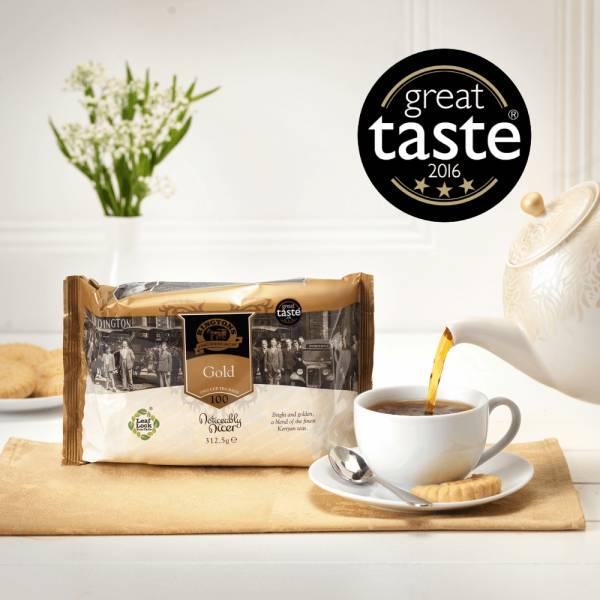 肯亞黃金紅茶100入裸茶包