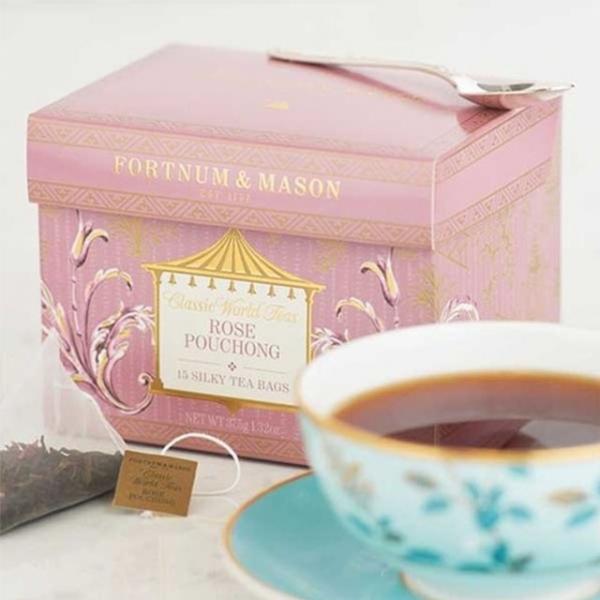 玫瑰包種三角茶包15入
