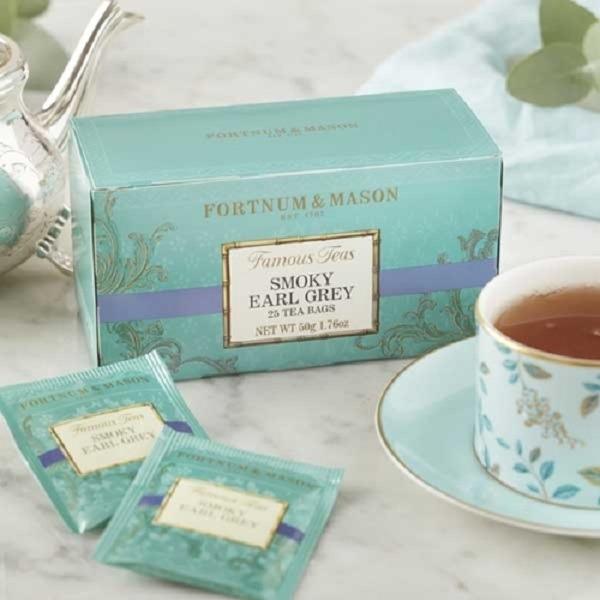 煙燻伯爵混紡紅茶25入茶包