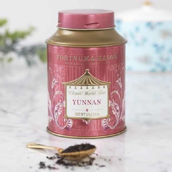雲南紅茶罐