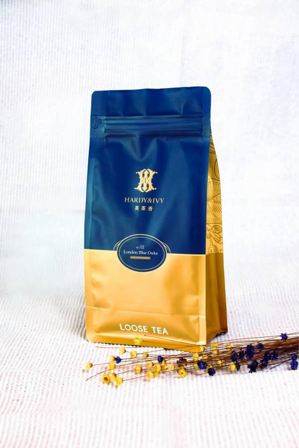 NO.12 倫敦藍爵士散茶袋