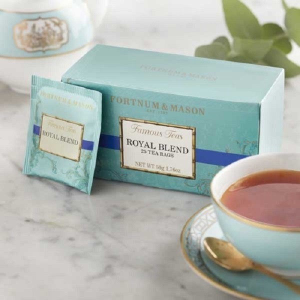 皇家混紡紅茶25入茶包